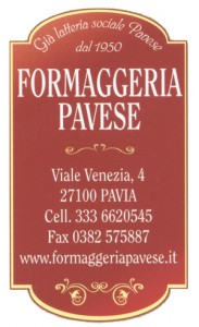 Logo Formaggeria Pavese